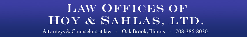 The law offices of Hoy Sahlas, LTD.